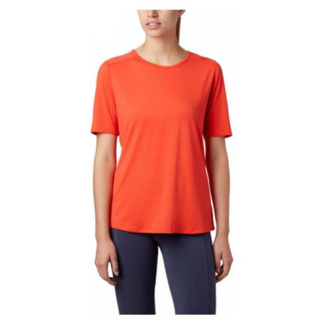 Columbia CHILL RIVER™ SS orange - Women's T-shirt