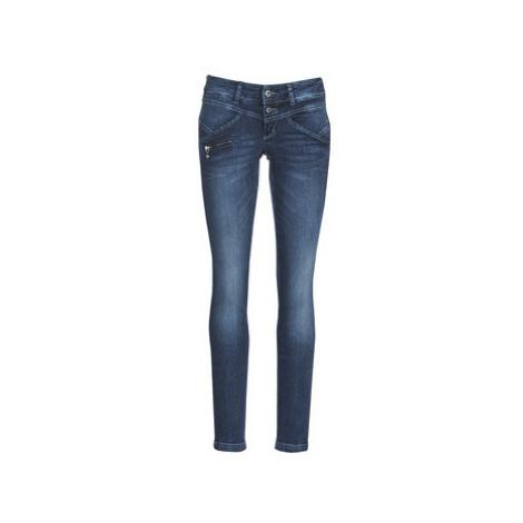Freeman T.Porter Coreena SDM women's Skinny Jeans in Blue Freeman T. Porter