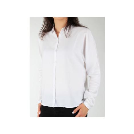 Wrangler Relaxed Shirt W5213LR12 women's Shirt in White
