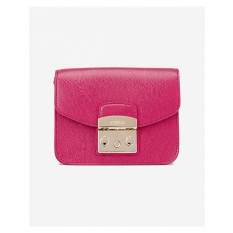 Furla Metropolis Mini Cross body bag Pink
