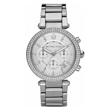 Ladies Michael Kors Parker Chronograph Watch MK5353