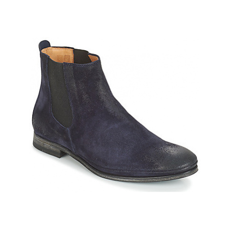 N.d.c. SACHETTO CHELSEA BOOT women's Mid Boots in Blue
