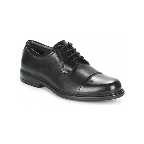 Fluchos SIMON men's Casual Shoes in Black