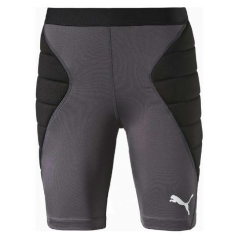Puma GK TIGHT PADDED SHORTS grey - Football goalkeeper shorts