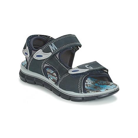 Primigi RAPADOUILLE boys's Children's Sandals in Blue