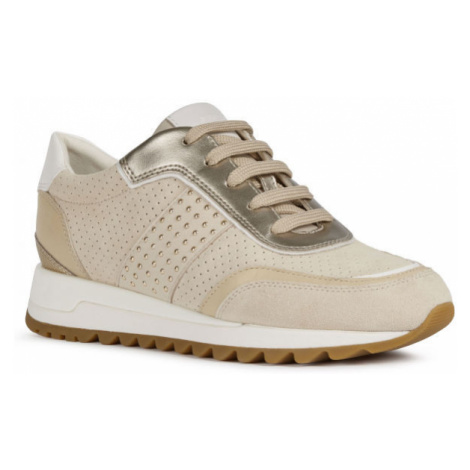 Geox D TABELYA A beige - Women's leisure shoes