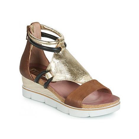 Mjus TAPASITA women's Sandals in Brown