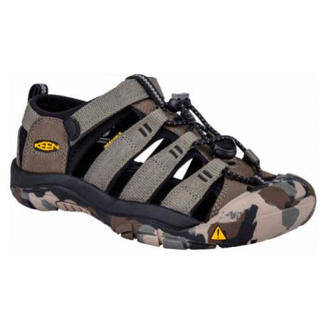 Keen NEWPORT H2 beige - Kids' sandals