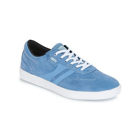 Globe EMPIRE men's Skate Shoes (Trainers) in Blue