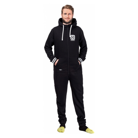 overall Horsefeathers Norton Jumpsuit - Black