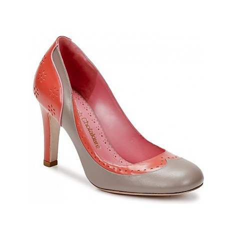 Sarah Chofakian LAUTREC women's Court Shoes in Red