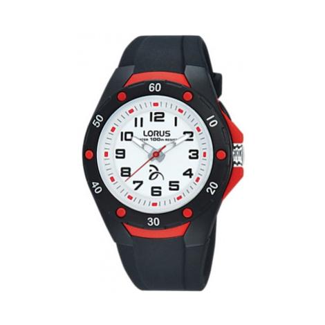 Lorus Children's Novak Djokovic Foundation Silicone Strap Watch