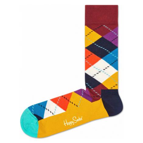 Happy Socks Argyle Socks Colorful