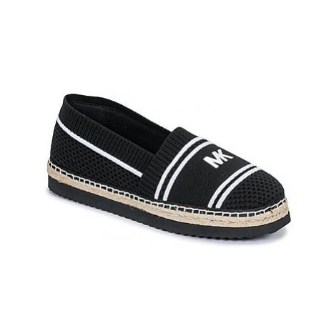 MICHAEL Michael Kors RAYA women's Espadrilles / Casual Shoes in Black