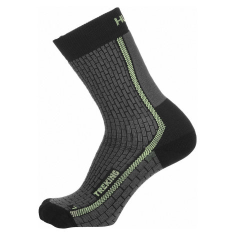 socks Husky Treking New - Antracit/Light Green