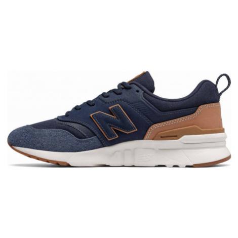 New Balance CM997HAO green - Men's leisure shoes
