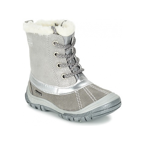 Primigi FLEN-E GORE-TEX girls's Children's Snow boots in Grey