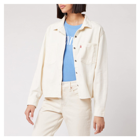Levi's Women's Gracie Shirt - Icy Ecru Levi´s
