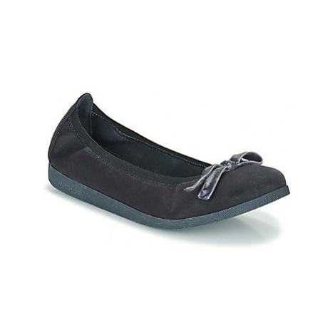 Les Petites Bombes EMMA women's Shoes (Pumps / Ballerinas) in Blue