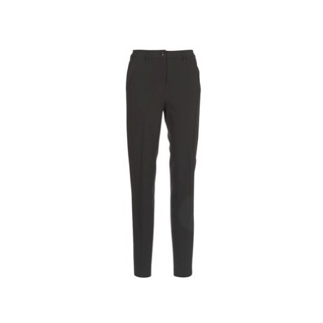 G-Star Raw BRONSON HIGH SKINNY PIPING CHINO women's Trousers in Black