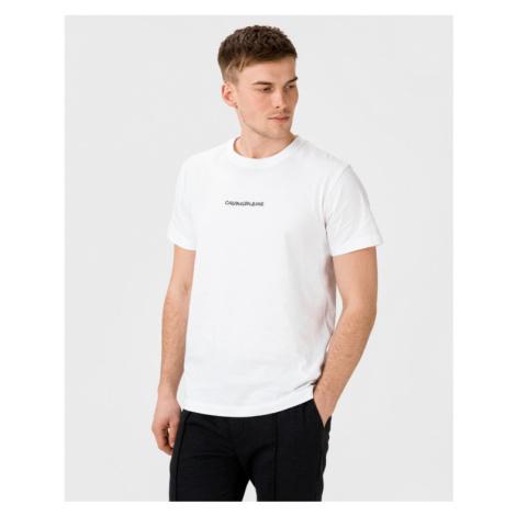 Calvin Klein Instit Chest T-shirt White
