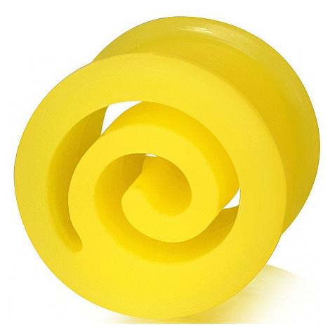 piercing Body Art QUV228 - Yellow