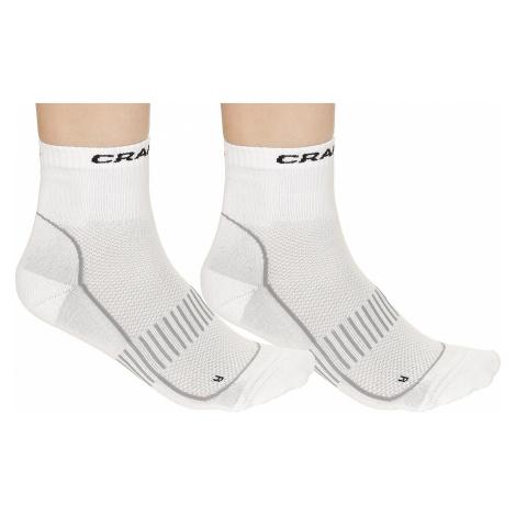 socks Craft 1903427/Cool Training 2 Pack - 2900/White