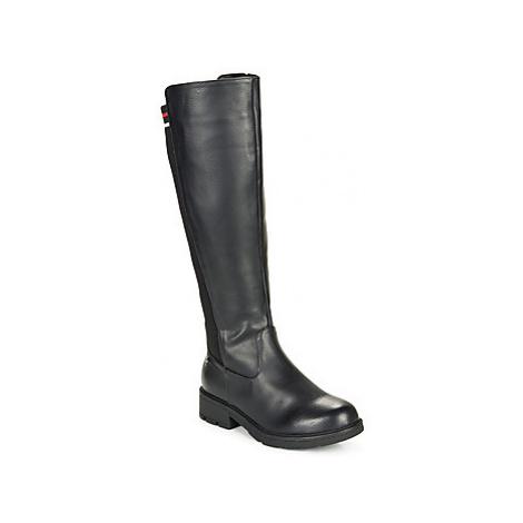 Refresh 69257-BLACK women's High Boots in Black