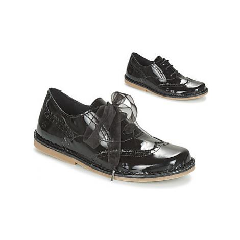 Citrouille et Compagnie JUTYOA girls's Children's Casual Shoes in Black