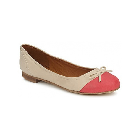 One Step VALAY women's Shoes (Pumps / Ballerinas) in Beige