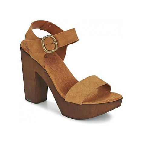 Bunker SHANA women's Sandals in Brown