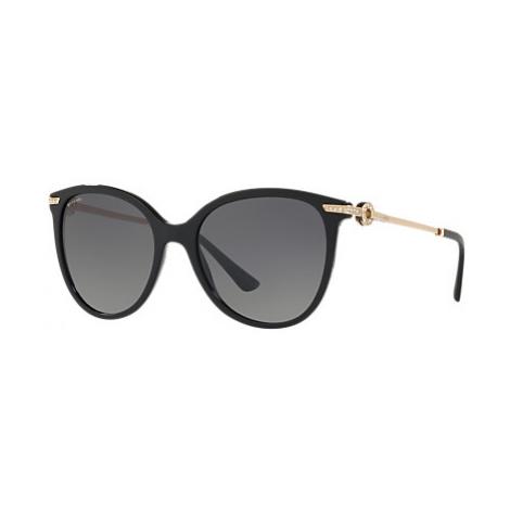 BVLGARI BV8201B55 Women's Round Sunglasses