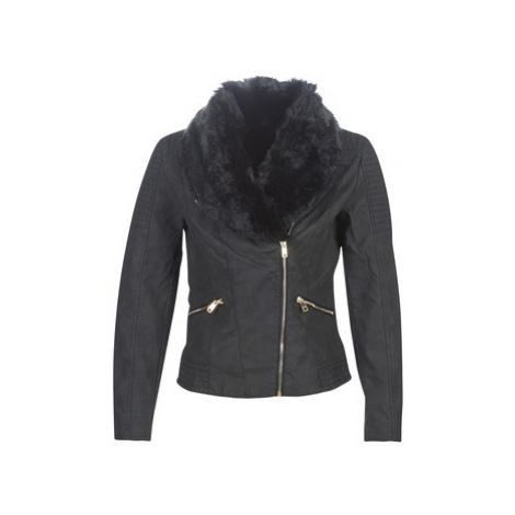 Only ONLCLASSY women's Leather jacket in Black