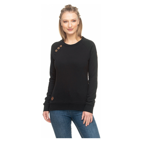 sweatshirt Ragwear Daria - 1010/Black - women´s