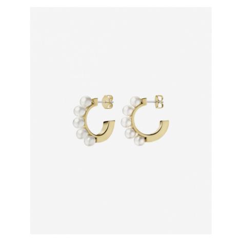 Calvin Klein Circling Earrings Gold
