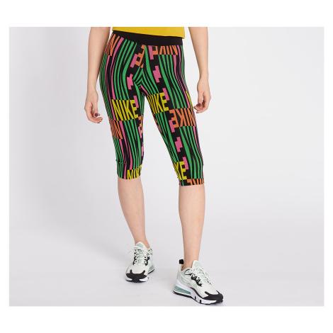 Nike Sportswear Peace Pack Capri Black/ Green Spark