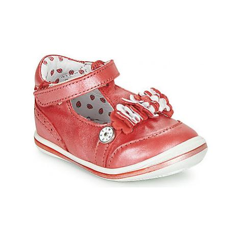Catimini SANTOLINE girls's Children's Shoes (Pumps / Ballerinas) in Red