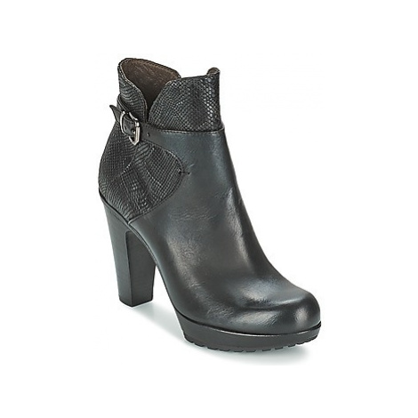 Now ALOES women's Low Ankle Boots in Black
