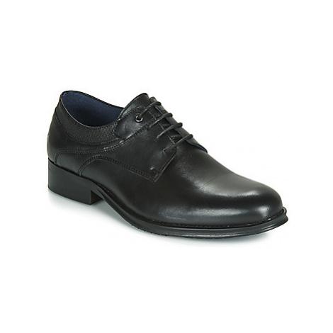 Carlington LUCIEN men's Casual Shoes in Black
