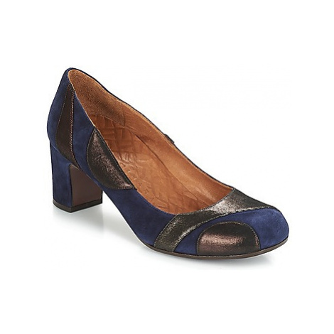 Chie Mihara JUNIA women's Court Shoes in Blue