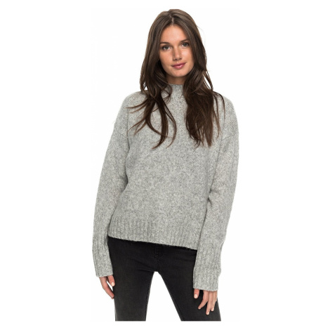 sweater Roxy Be Wild And Wonder - SGRH/Heritage Heather