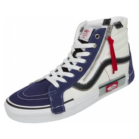 Vans - SK8-Hi Reissue Cap - Sneakers - blue-white