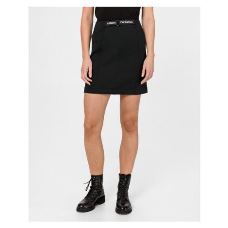 Black straight skirts