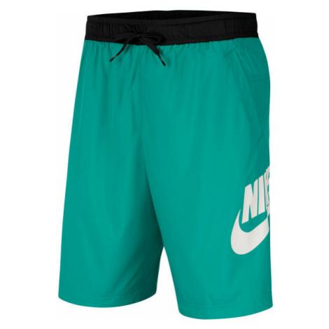 Nike NSW CE SHORT WVN HYBRID M green - Men's shorts