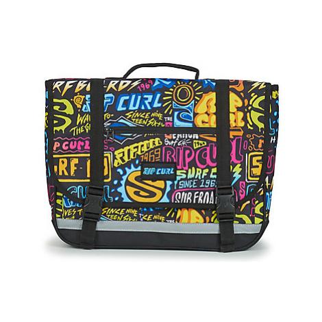 Rip Curl SCHOOL SATCHEL COVER UP boys's Briefcase in Multicolour