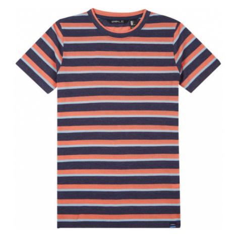O'Neill LB MATEO STRIPED T-SHIRT black - Boys' T-shirt
