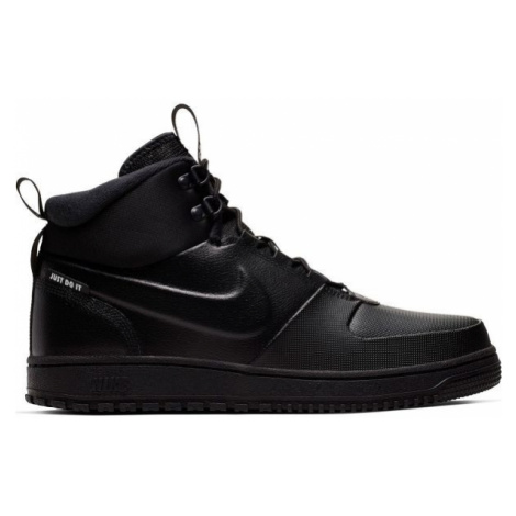Nike PATH WNTR black - Men's winter shoes