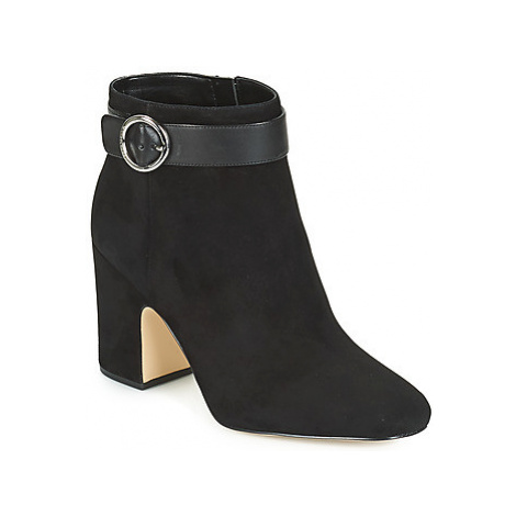MICHAEL Michael Kors ALANA BOOTIE women's Low Ankle Boots in Black