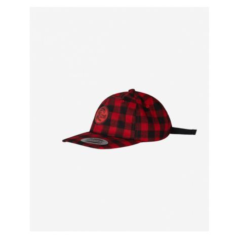 O'Neill Check Cap Red