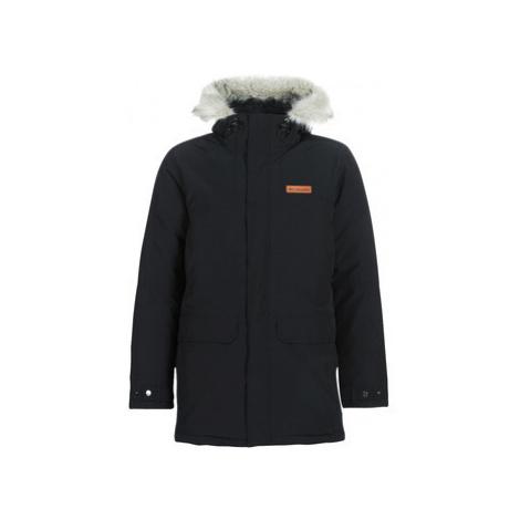 Black men's coats, parkas and trench coats
